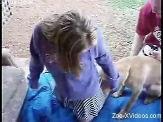 Female sluts fucked by animals and filmed